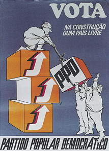 Cartaz do PPD