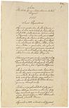 Acta da primeira sessão em 24 de Janeiro de 1821