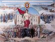 Alegoria à proclamação da República em 5 de Outubro de 1910 (M.C.)