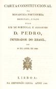 Carta Constitucional de 1826