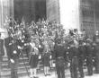 Guarda Real dos Archeiros - Foto de Benoliel, 2 de Janeiro de1910