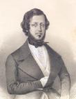 Almeida Garrett, escritor e deputado, redactor do 1º Acto Adicional à Carta Constitucional
