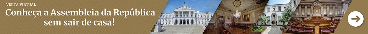 Imagem associada à Visita Virtual à Assembleia da República